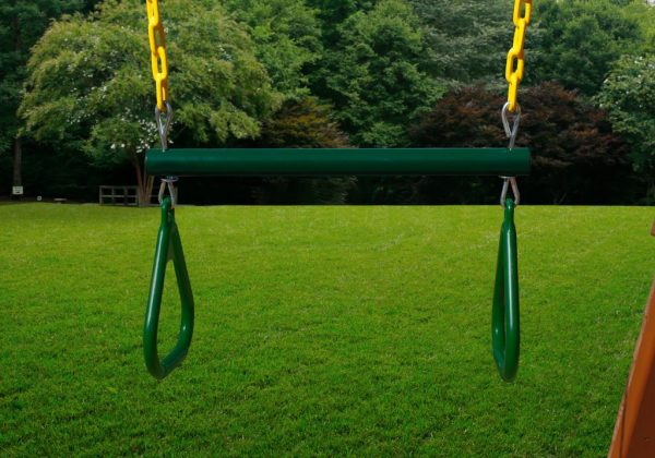 Gorilla Playsets Trapeze Bar Assembly with Rings