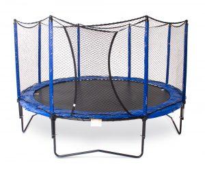 14' StagedBounce Trampoline w/ Enclosure