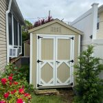 Outdoor shed in Nassau County NY.