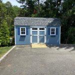 Barn shed in Long Island NY.